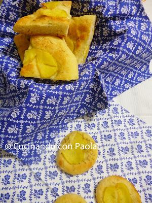 focaccia morbida con impasto di patate
