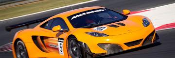McLaren Tunada,McLaren Amarela fotos