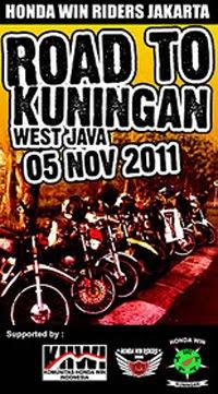 ROAD TO KUNINGAN 051111
