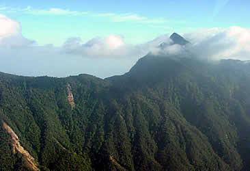 honduras - pico bonito nearby La Ceiba