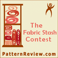 Pattern Review - Fabric Stash Contest 2013