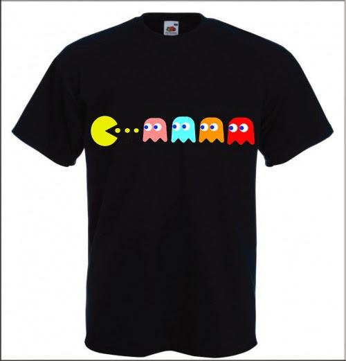 T-shirt Pacman