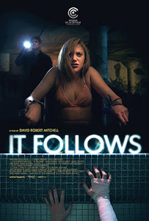Critica de cine, it follows, película terror adolescente