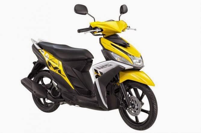 New Yamaha Mio M3 125