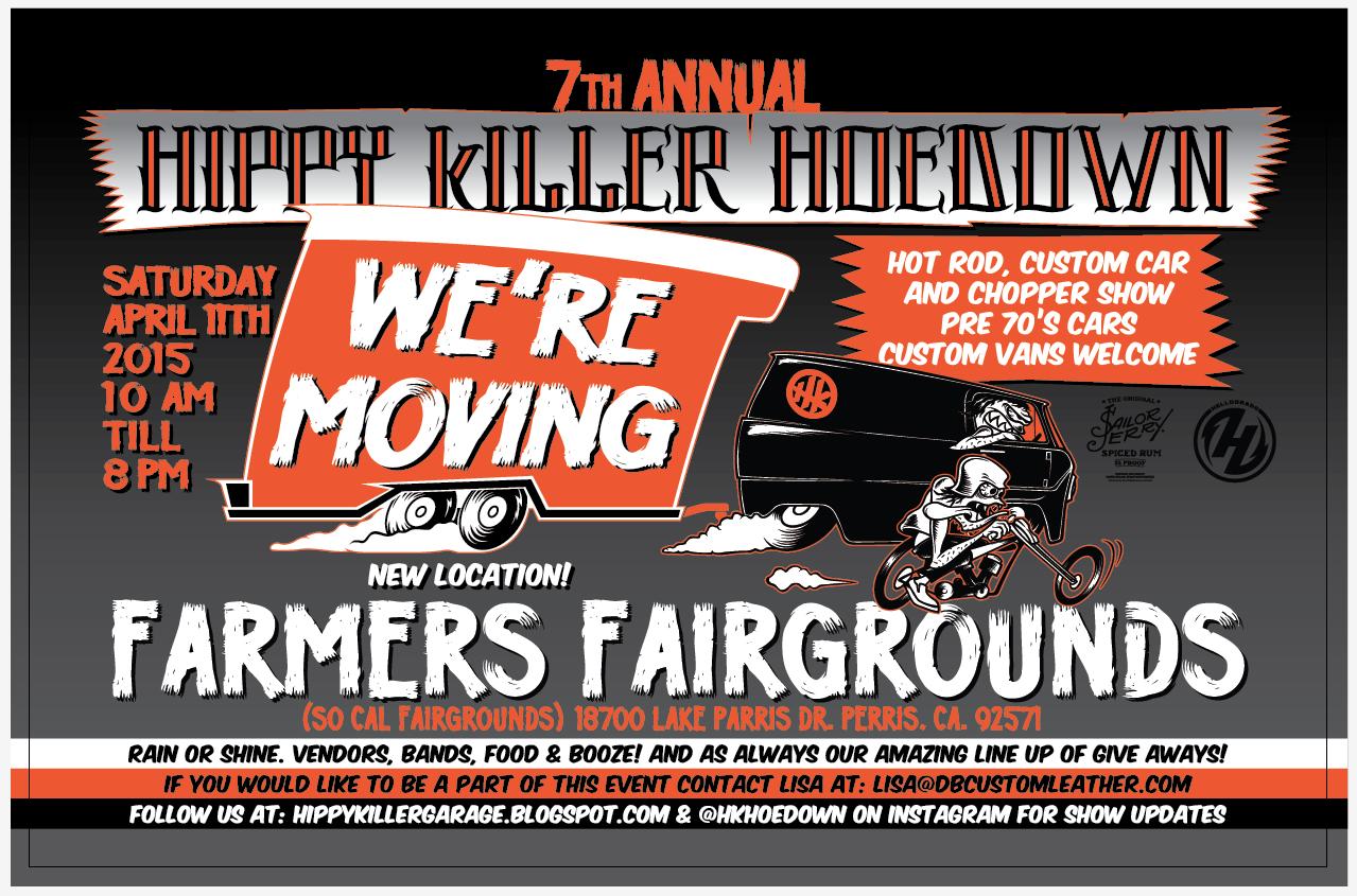 Hippie Killer 2015 The Hippy Killer Hoedown