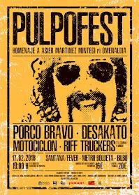 el último concierto: Pulpofest