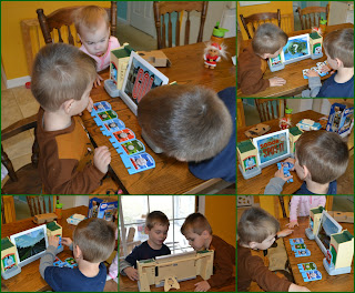 PicMonkey+CollageThomas Holiday Gift Guide: Thomas and Friends Duo Game #WIN