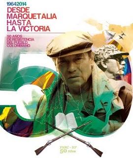 FARC-EP 1964-2014