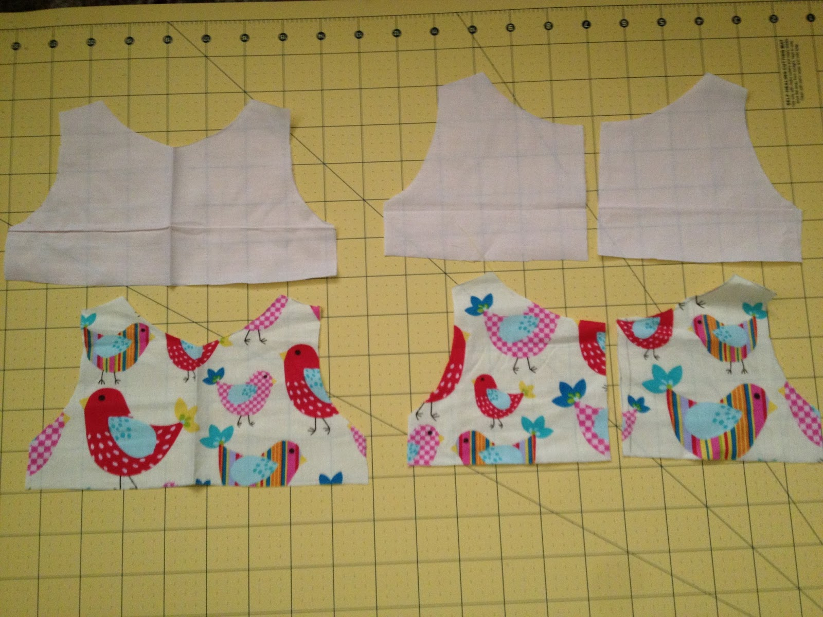 Rickety rac baby dress tutorial and free pattern the stitching the bodice you can download the pattern jeuxipadfo Choice Image