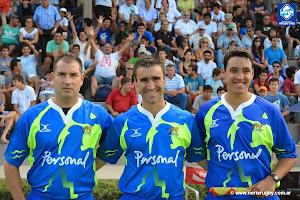 Designaciones para la última fecha del Campeonato Argentino