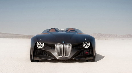 BMW 328 Hommage Concept Car Seen On www.coolpicturegallery.us