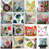 Etsy Floral Pillow Roundup