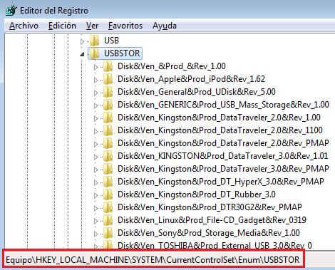 Windows: Eliminar dispositivos ocultos