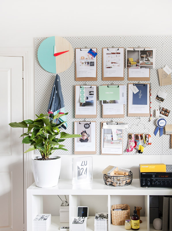 pegboard inspiration