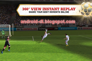 Fifa13) Fifa soccer 13 EA sports Android APK + SD data files