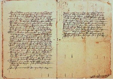 Você já leu a carta de Pero Vaz de Caminha?