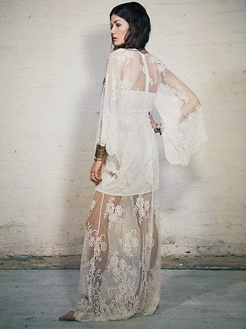 Free People Dress - Affordable Wedding Dresses: Ethereal
