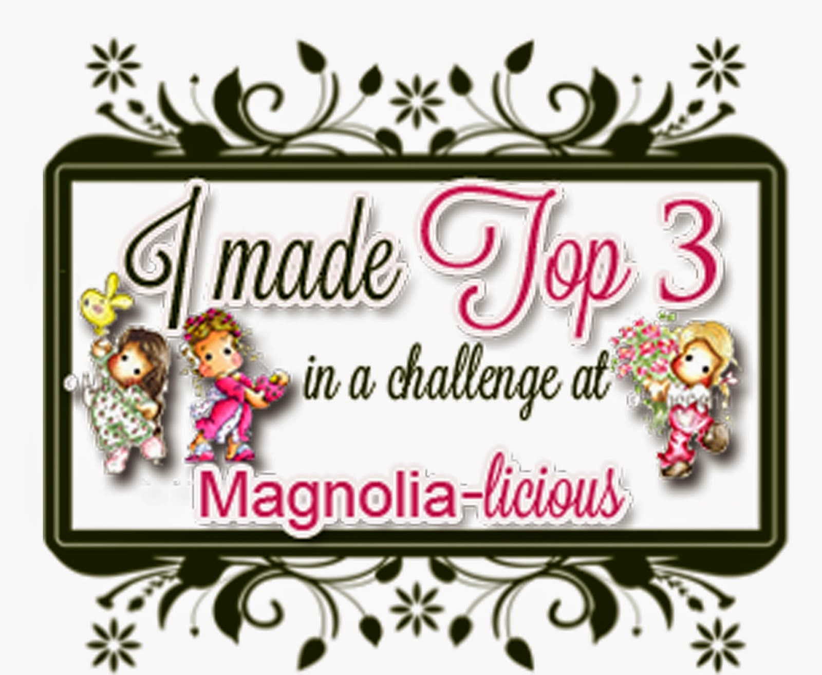 "Top 3 Magnolia-Licious ""Spooktacular Fun"""