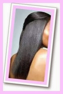 Laissez vos cheveux poussés