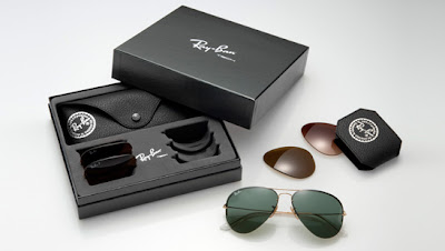 RAY-BAN FLIP OUT