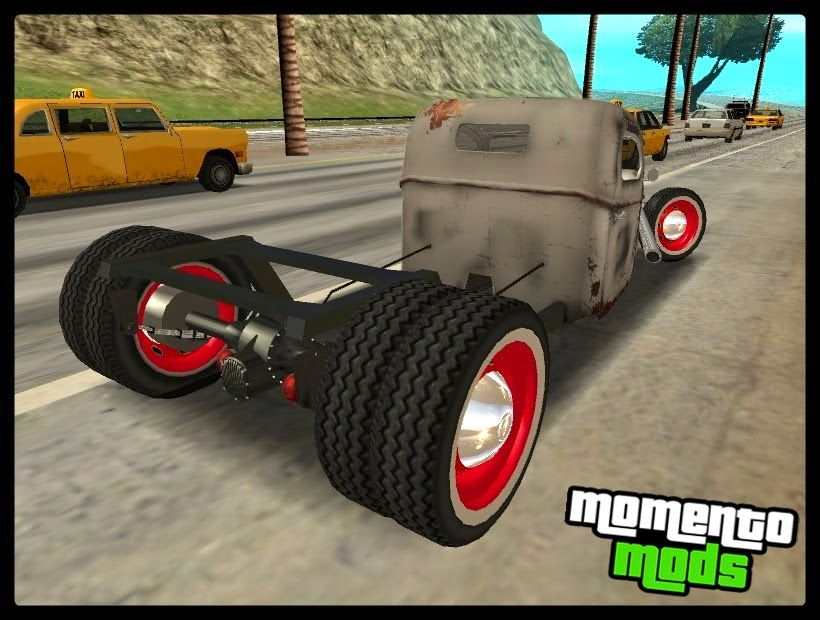GTA SA - Rat Rod
