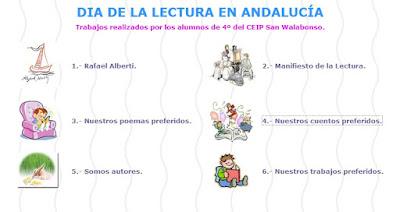 http://perso.wanadoo.es/ananiebla/trabajolectura/