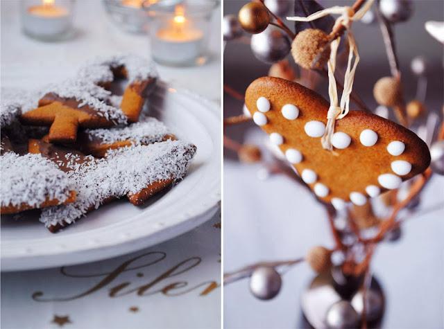 Pierniki z czekoladą