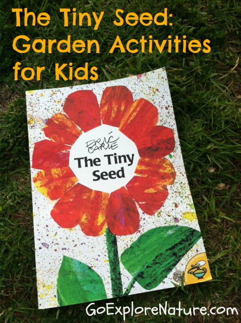 The Tiny Seed: Garden activities for kids