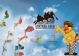 Central Java International Rafting 2013