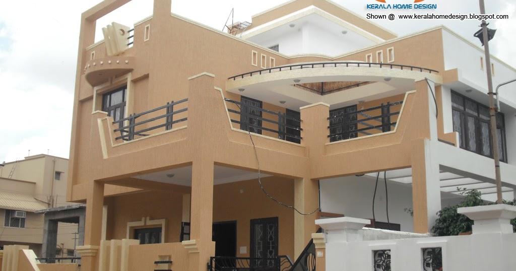 north indian home design elevation kerala house design idea