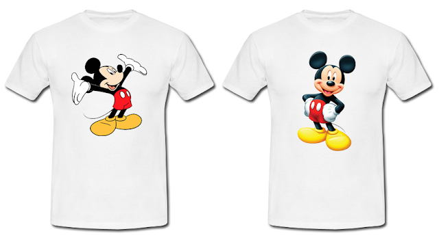koszulki Myszka Miki
