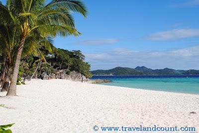 Picturesque Malcapuya Island