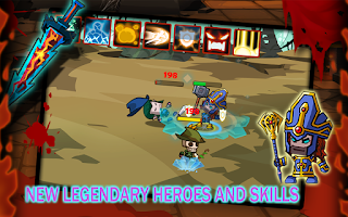 TinyLegends - Crazy Knight Apk Data