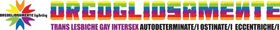 Orgogliosamente Trans, Lesbiche, Intersex, Gay, Bi, Queer