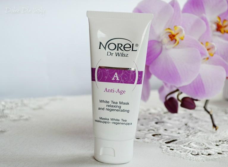 Anti -age Maska relaksująco - regenerująca Norel