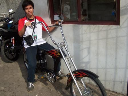 Sepeda Coper