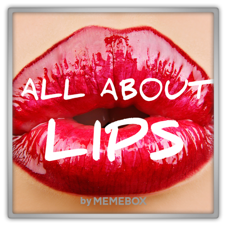 memebox Superbox 49 All About Lips 미미박스 Commercial new arrival