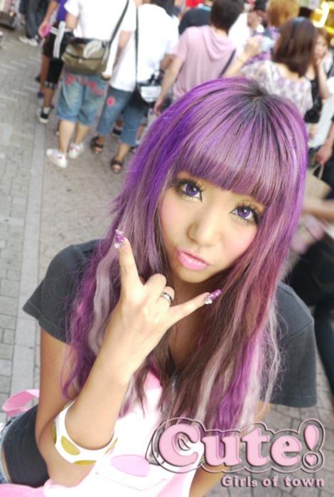 Miss Ayane Candy Pop Viet Dolly Gyaru Hair Inspired
