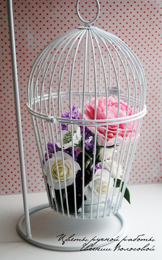 Клетка для птиц своими руками из проволоки