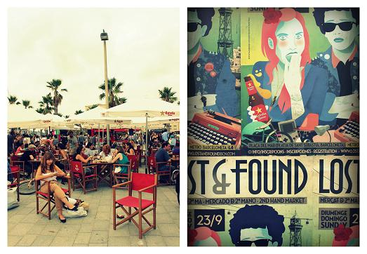 lost and found  second hand market
