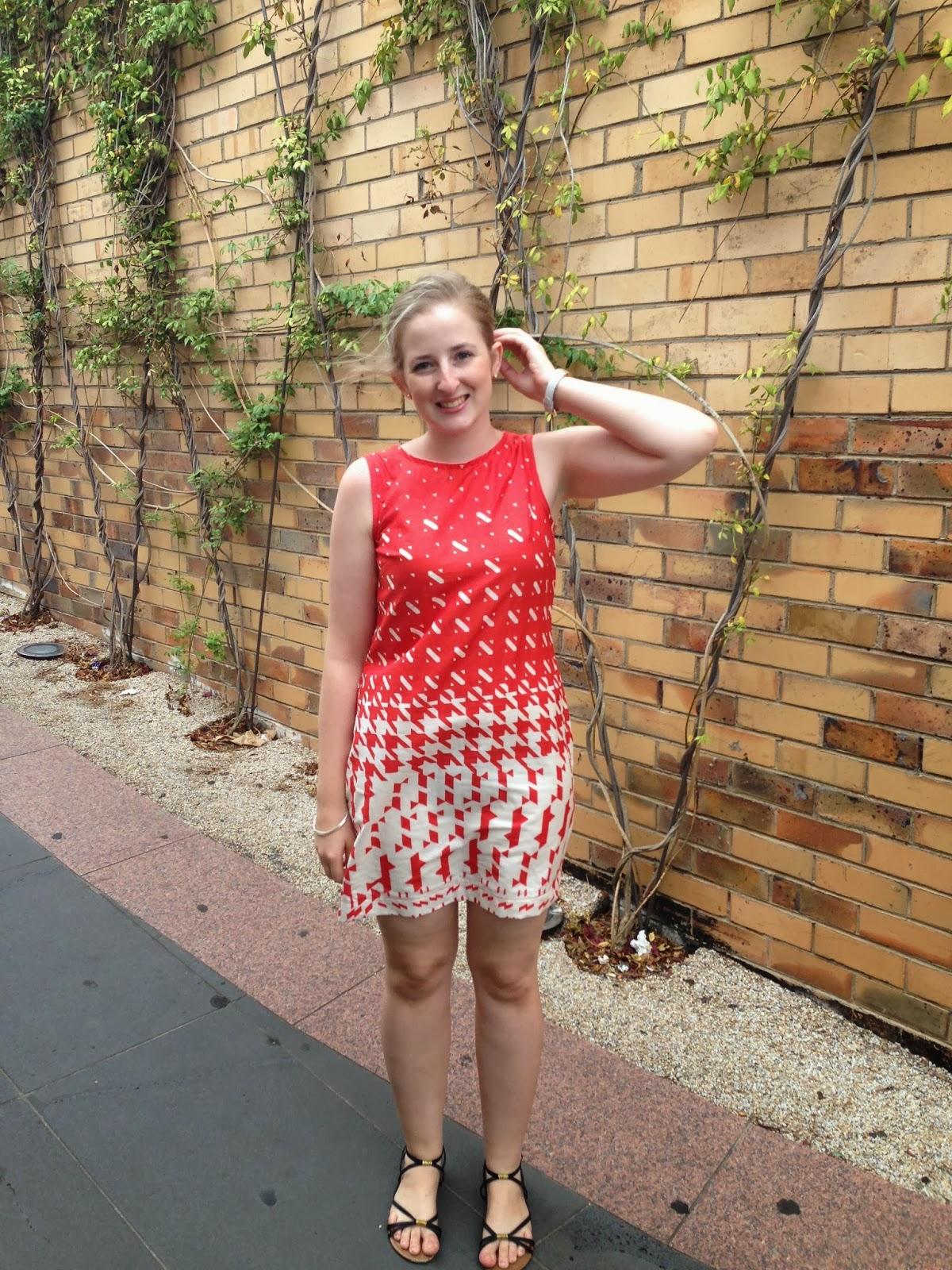 Colette Laurel Dress