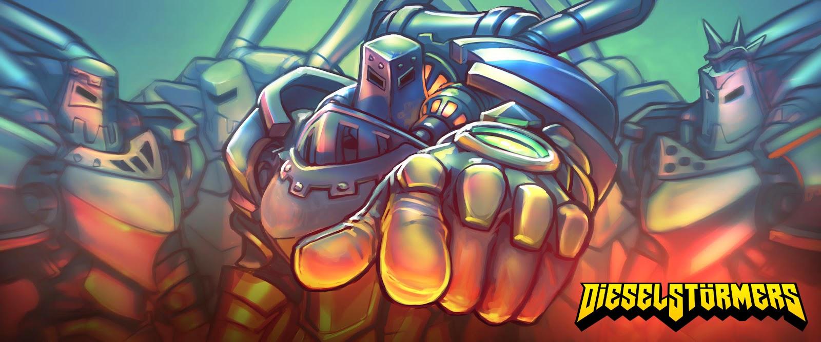Game DieselStormers