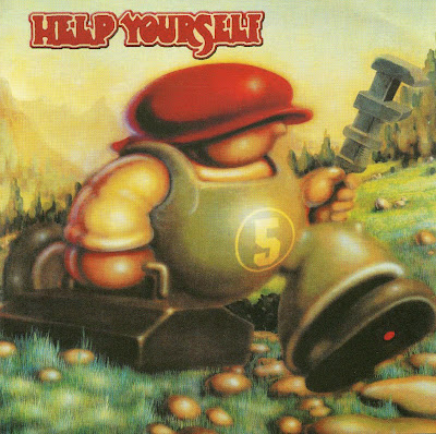 Help Yourself - Help Yourself 5 - 1973 - 2002 - Classic Welsh Rock