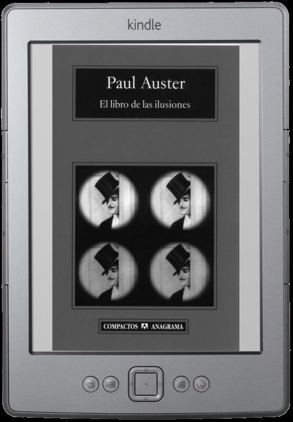 Los libros del gordo: PAUL AUSTER - El libro de las ilusiones