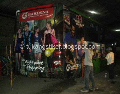 Branding Bus,Media Promosi,Iklan Outdoor