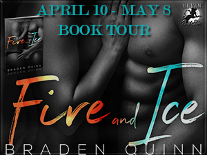 Fire and Ice Book Tour
