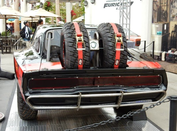 Furious 7 1969 Off Road Charger