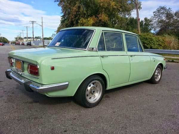 1967 Toyota Corona Like New   Auto Restorationice