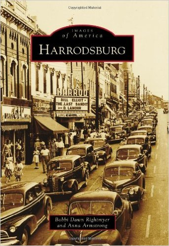 Harrodsburg: Images of America