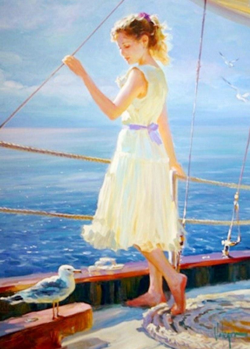 Cuadros pinturas oleos cuadros impresionistas de for Cuadros pintados al oleo